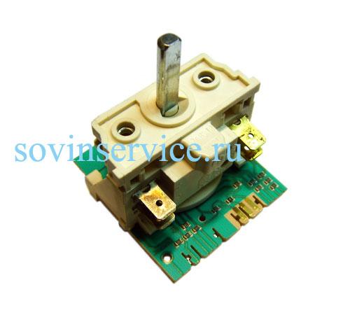 3874542016 - Переключатель 0-10 к духовым шкафам AEG, Electrolux, Zanussi, Ikea