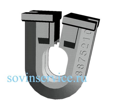 3875210001 - Держатель кабеля к электрическим варочным поверхностям AEG, Electrolux, Zanussi, Ikea