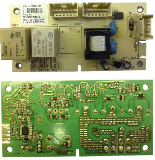 3878402027 - Плата электронная  термощупа к плитам Electrolux, AEG