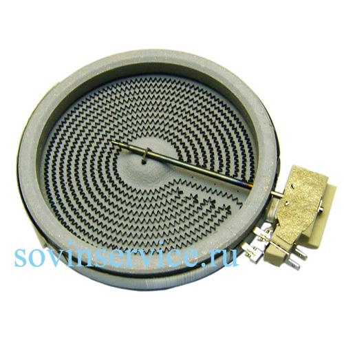 3890800216 - Элемент нагревательный D140/1200W к электрическим варочным поверхностям Electrolux, AEG, Zanussi