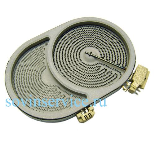 3890808250 - Элемент нагревательный (конфорка) D170X265  230V 2400/1500W к электрическим варочным поверхностям Electrolux