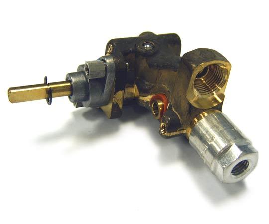 3898555051 - Кран к газовым варочным поверхностям Electrolux и AEG