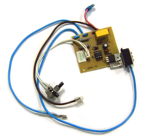 4055014510 - Плата электронная к пылесосам Electrolux