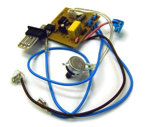 4055017059 - Плата электронная к пылесосам Electrolux