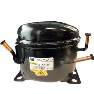 4055041034 - Компрессор холодильной камеры HQY55AA к холодилдьникам AEG, Electrolux, Zanussi