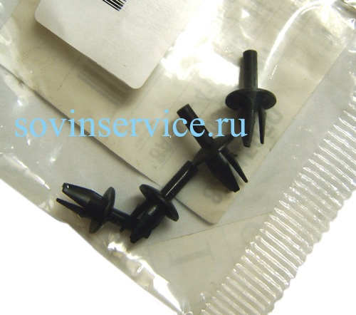 4055046587 - Крепеж (4шт.) к посудомоечным машинам Electrolux, AEG, Zanussi, Ikea