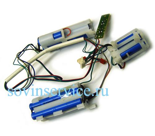 4055093829 - Аккумуляторы (комплект) к ручным пылесосам Electrolux