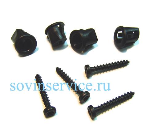 4055218657 - Крепежный комплект для встроенных духовых шкафов Electrolux, Zanussi, AEG, Ikea