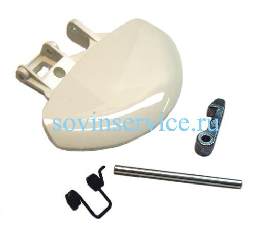 4055249181 - Ручка люка в сборе к стиральным машинам Elecrtolux, Zanussi, Ikea