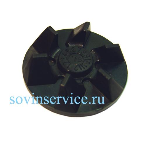 4055288593 - Муфта со стороны двигателя к блендерам Electrolux ASB7300 и AEG SB7300, SB7500