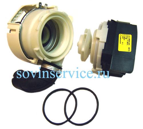 4055373791 - Насос рециркуляционный с нагревательным элементом к посудомоечным машинам AEG и Electrolux