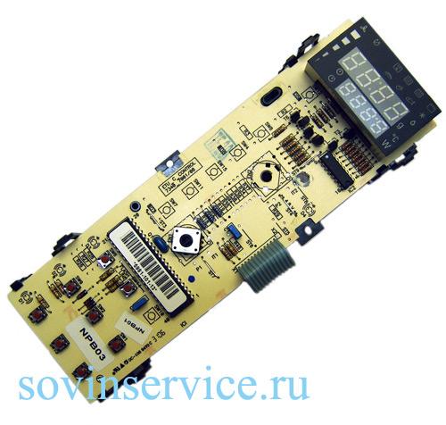 50276043002 - Плата электронная к микроволновым печам AEG MCC663