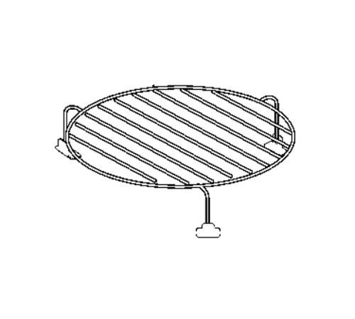 50285824004 - Решетка для гриля к микроволновым печам Electrolux, AEG, Zanussi