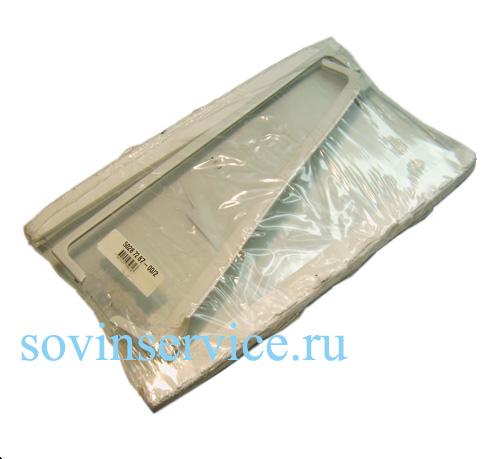 4055354429 - Полка стеклянная с окантовкой к холодильникам Zanussi