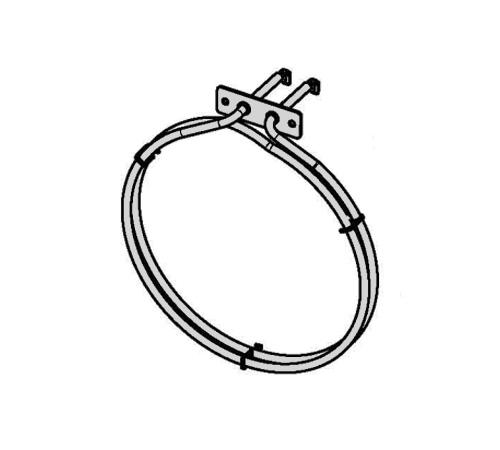 5550458003 - Элемент нагревательный круглый к духовкам AEG, Electrolux, Zanussi, Ikea