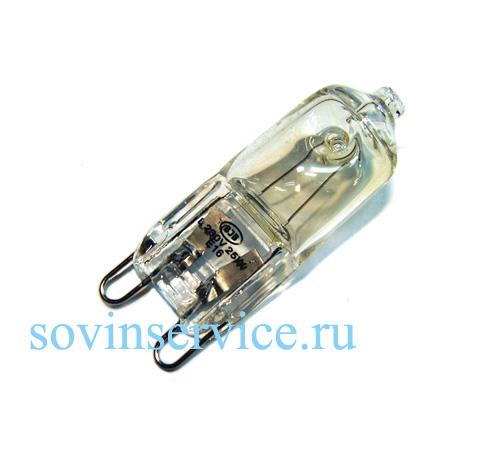 8085641010 - Лампа галогеновая 25W 230V J9 к плитам Electrolux, AEG, Zanussi, Ikea