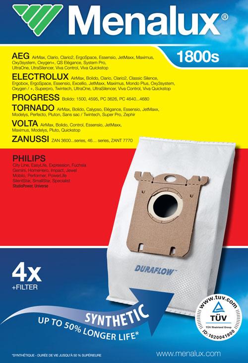 9001662577 - Мешки - пылесборники 1800S