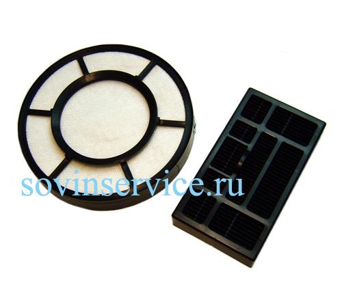 9001669135 - Комплект выходных фильтров EF136 APTICA к пылесосам Electrolux и AEG
