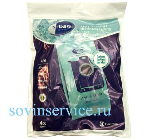 9001688259 - <b>E206P s-bag</b> Мешки синтетические  (4 шт.) <b>ANTI-ALLERGY</b>
