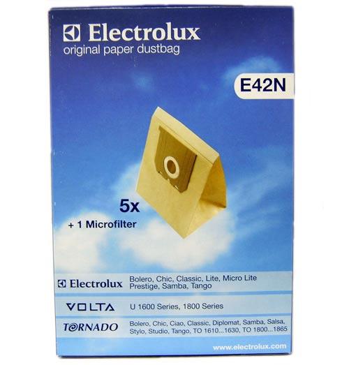9001955781 - Мешки бумажные E42N (5 шт+1)