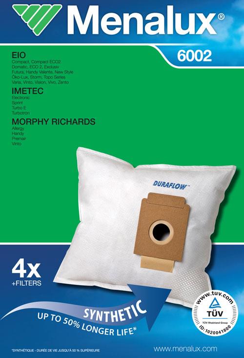9001961284 - Мешки - пылесборники 6002