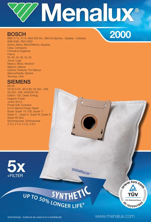 9001961466 - Мешки - пылесборники 2000