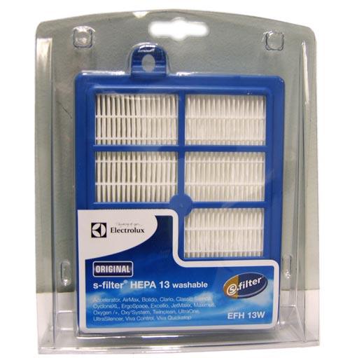 Фильтр HEPA-13, EFH13W O2 моющийся к пылесосам Electrolux и AEG