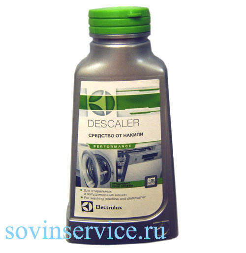 9029792711 - Средство DESCALER E6SMP104 от накипи для сиральных и посудомоечных машин