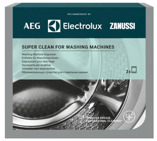 9029799310 - M3GCP200 Средство для глубокой очистки 2х50гр. для стиральных машин