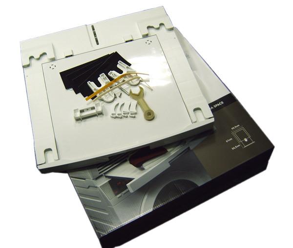 9160931557 - SKP11 комплект для комбинированного использования стиральной и сушильной машины
