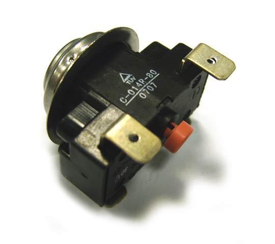 959714718 - Термопредохранитель к водонагревателям Electrolux