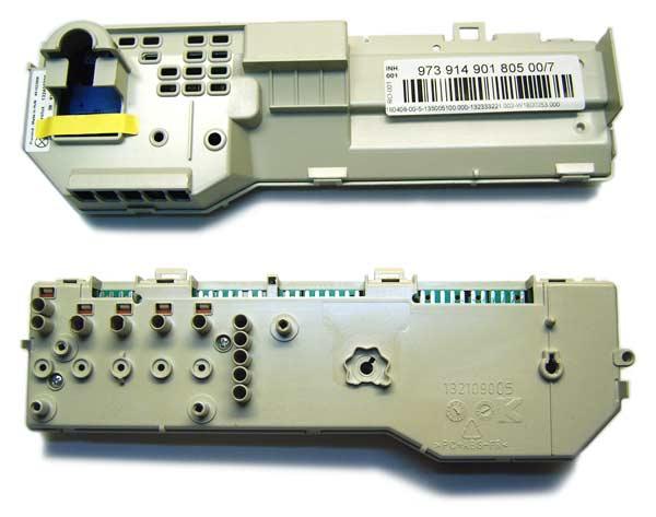 973914901805007 - Плата электронная EWM1000 к стиральным машинам Zanussi